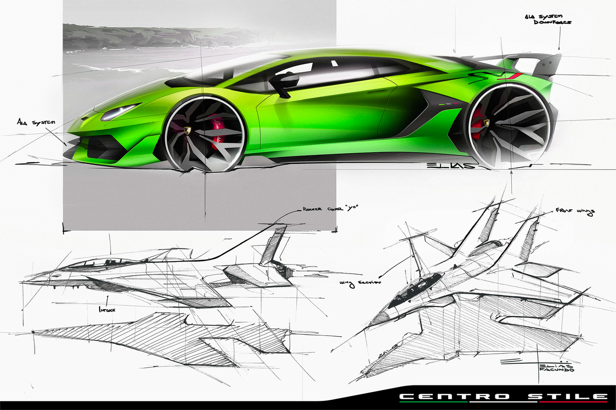 Lamborghini On Twitter Centro Stile Is The Core Of Lamborghini