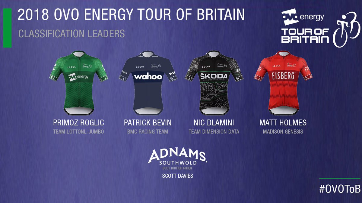 17fa781cb Tour of Britain 🇬🇧Verified account.  TourofBritain. OVO Energy ...