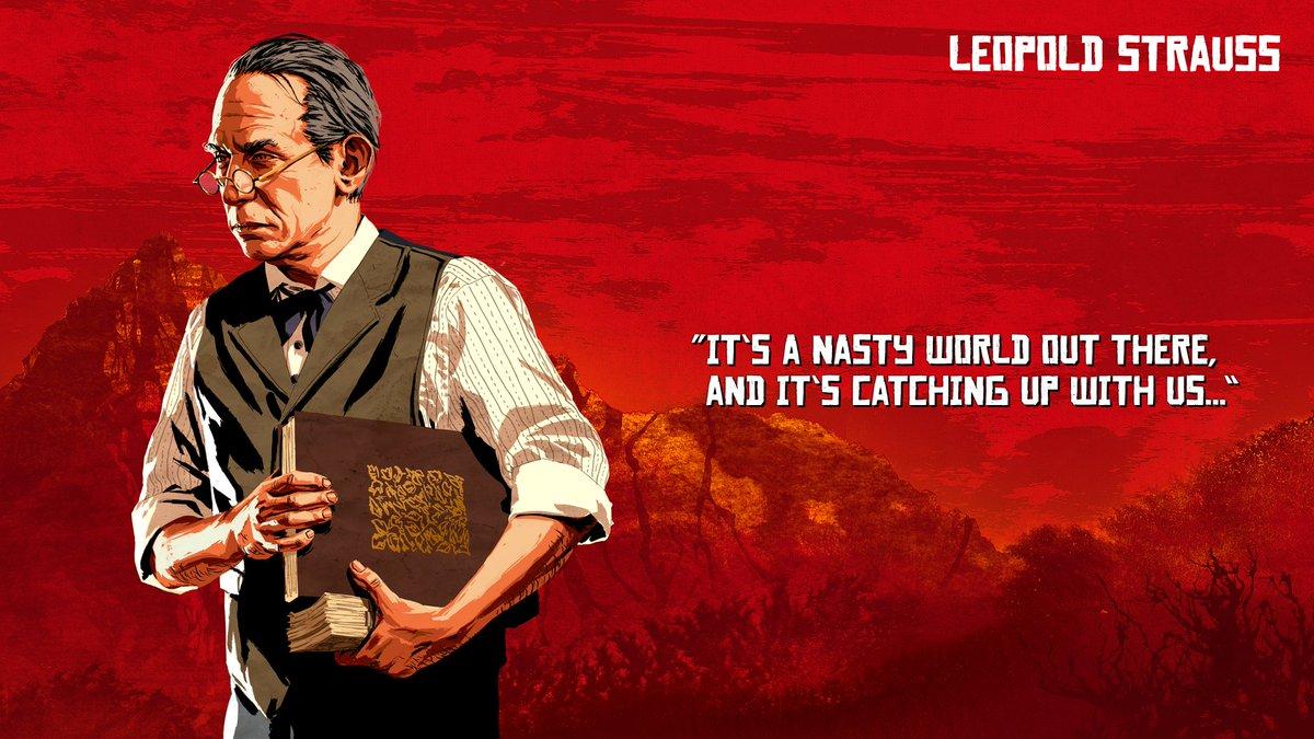 Strauss te pedirá que cobres alguna deuda, y eso te dará un buen botín.