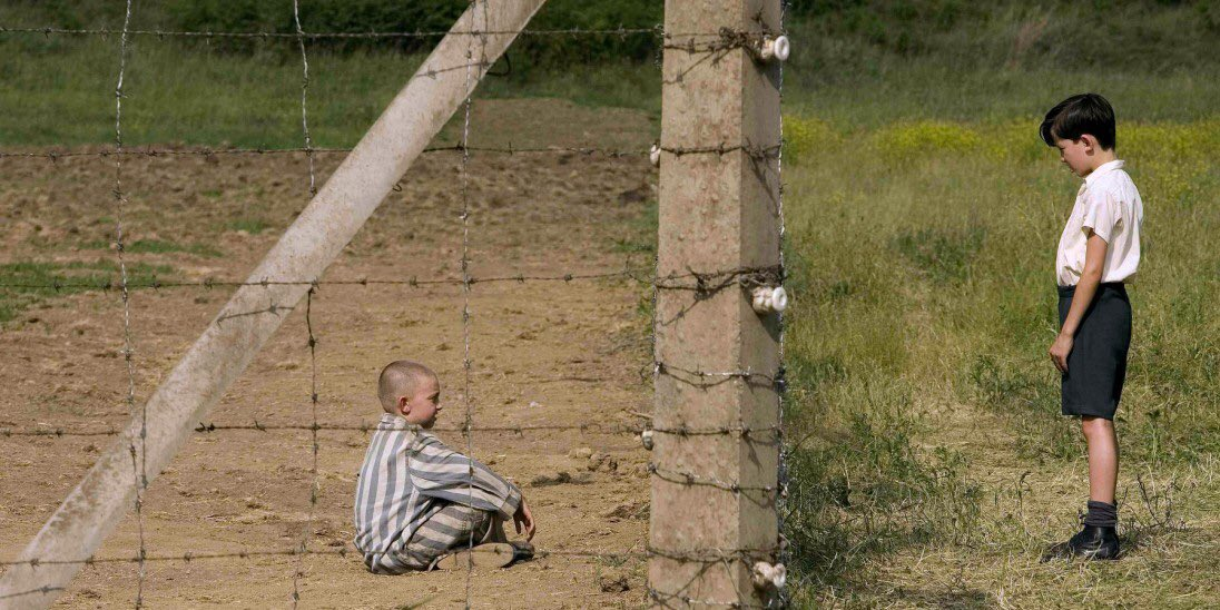 a comparison of the novel and movie the boy in the striped pajamas The boy in the striped pajamas is a book about bruno, the son of a world war ii commandant and his friendship with shmuel, a jewish captive in a concentration camp bruno and his family move to a new house where there are no other children to play with.