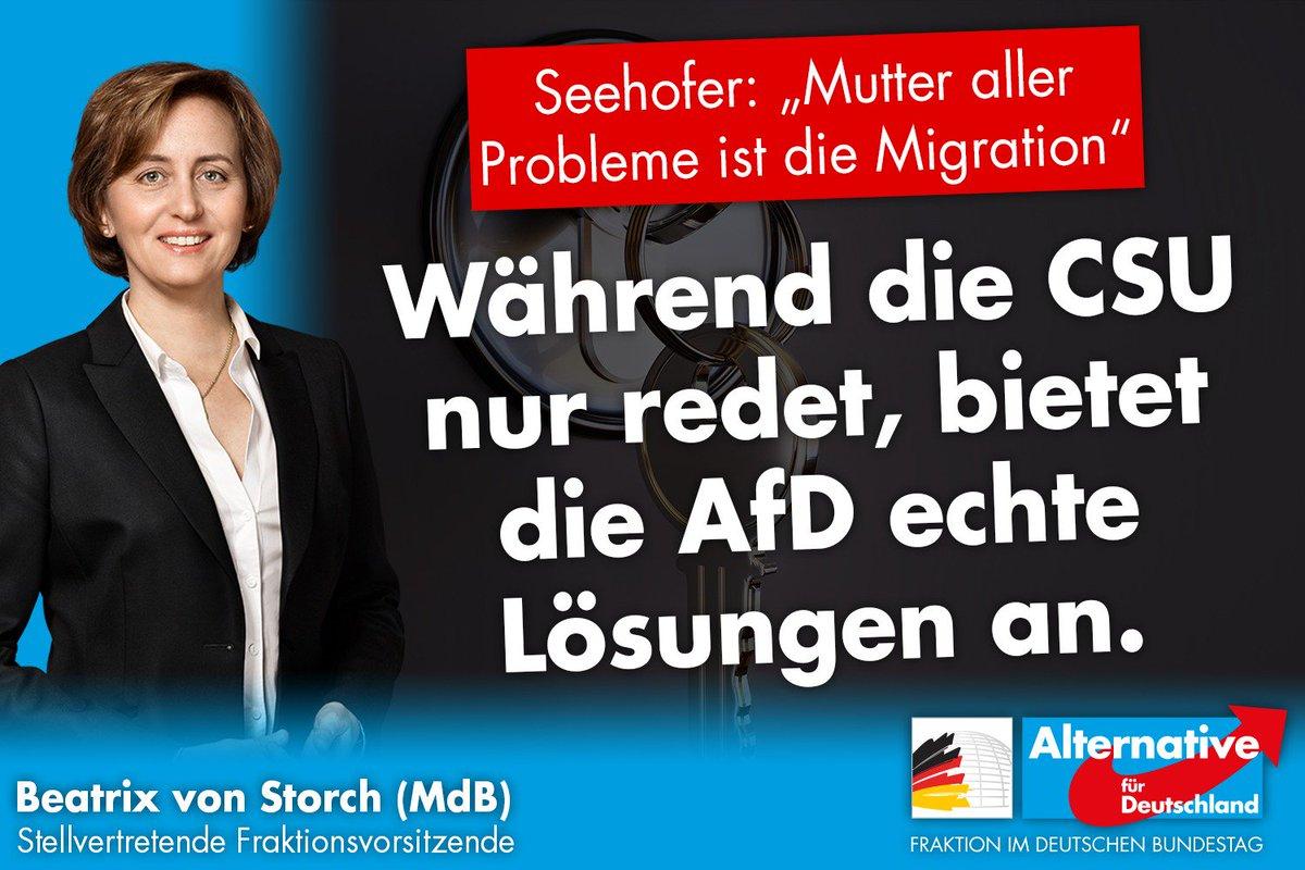 Beatrix Von Storch Beatrix VStorch