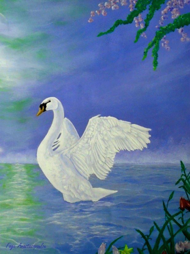 Faye Anastasopoulou On Twitter Swan Dance Fine Art