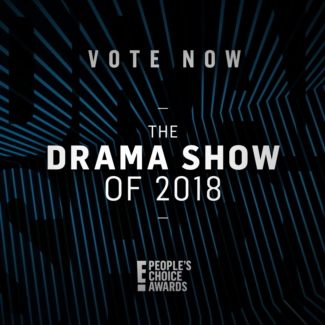 Vote for #TheHandmaidsTale for #TheDramaShow of 2018 by retweeting this post! #PCAs pca.eonline.com/#vote/cat12