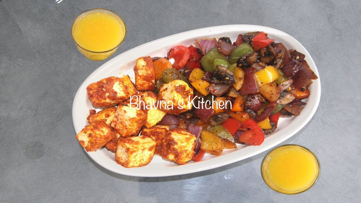 Express Vegan Gluten Free Meal : Tofu & Vegetables Stir Fry Video Recipe | Bhavna's Kitchen https://t.co/6Ne9aSSyH5 https://t.co/sKSuJMySwQ
