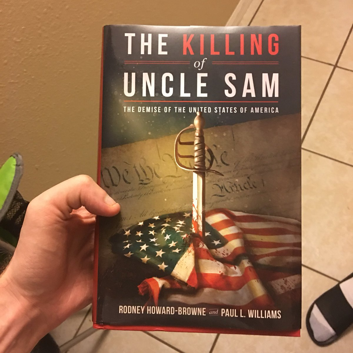 the killing of uncle sam the demise of the united states of america