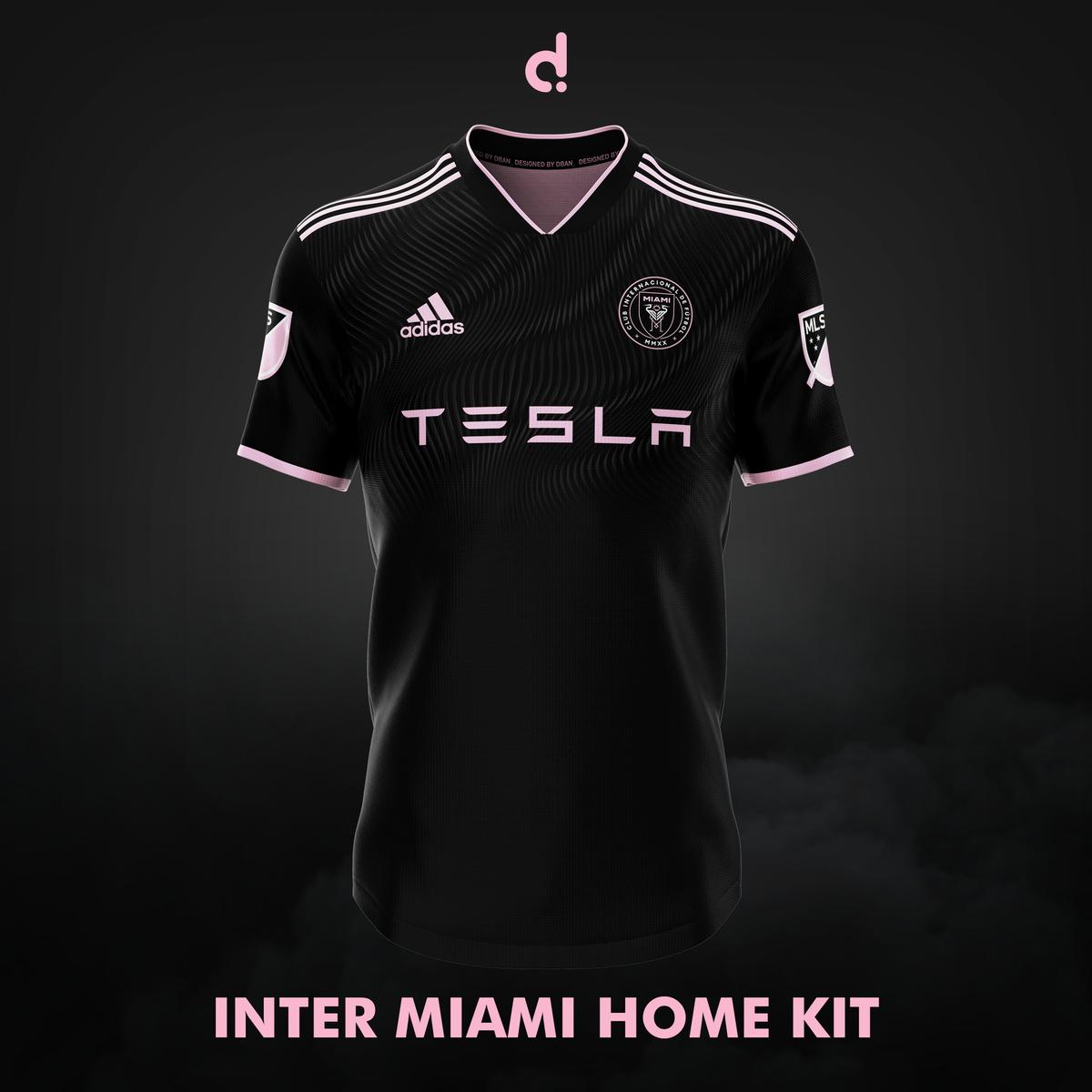 96666f6c8c421 Las posibles camisetas del Inter de Miami de Beckham - Futbol Total