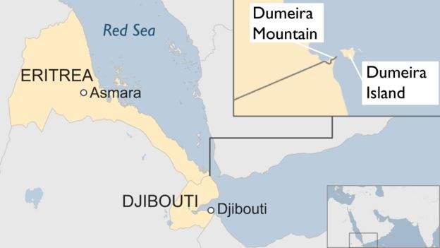 Cuerno De Africa Mapa.Omer Freixa On Twitter Mas Buenas Noticias En El Cuerno De