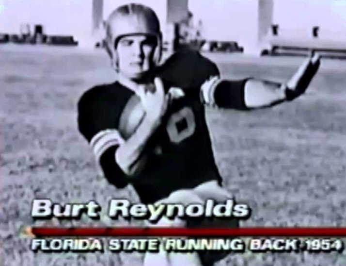 Image result for burt reynolds football