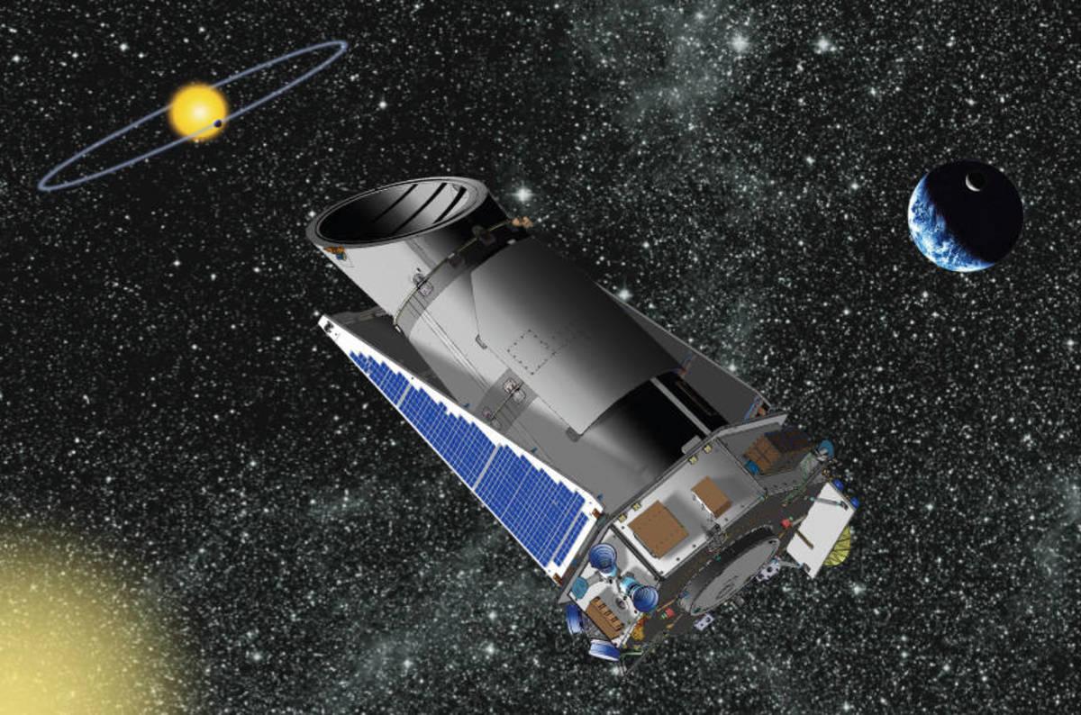 kepler spacecraft discoveries - 864×591