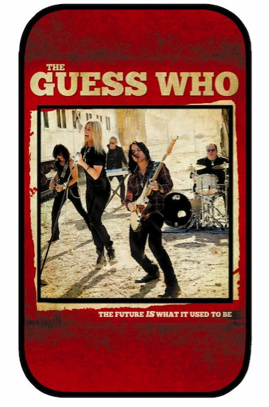 New Online Store – The Guess Who