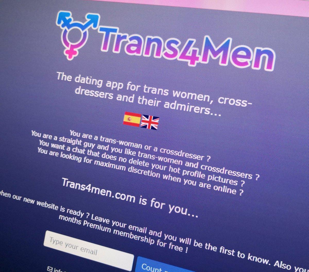 trans dating app gratis