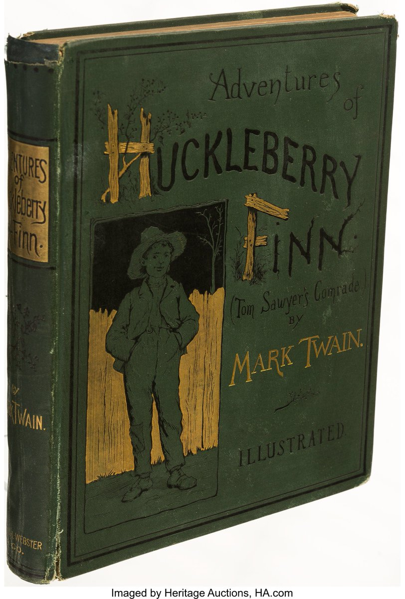 the suitability of mark twains book huckleberry finn for school students The first major reason why mark twain's classic novel the adventures of huckleberry finnshould remain available to students and others in public libraries is the fact that it remains a brilliant.