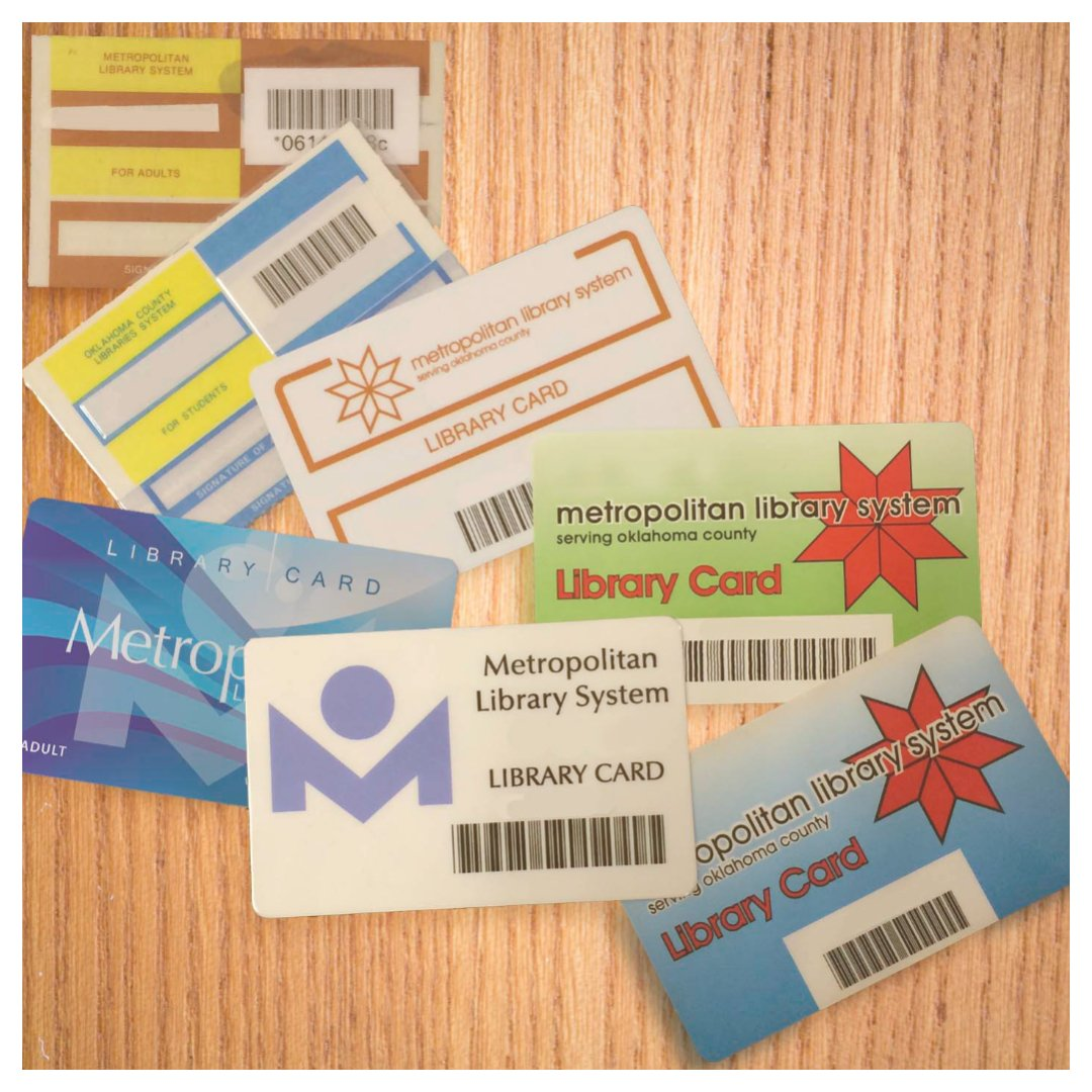 Metropolitan Library On Twitter What Library Card Do You Have