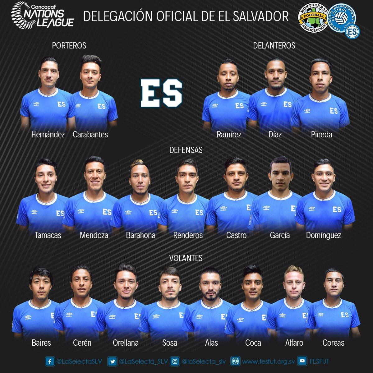 Liga de Naciones CONCACAF y Eliminatorias a Copa Oro 2019 [8 de septiembre del 2018 - Monserrat] DmdCaIIUUAAFLDM