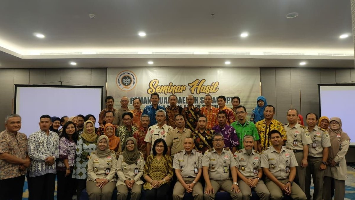 Seminar Hasil Pemantauan OPTK Jawa Timur