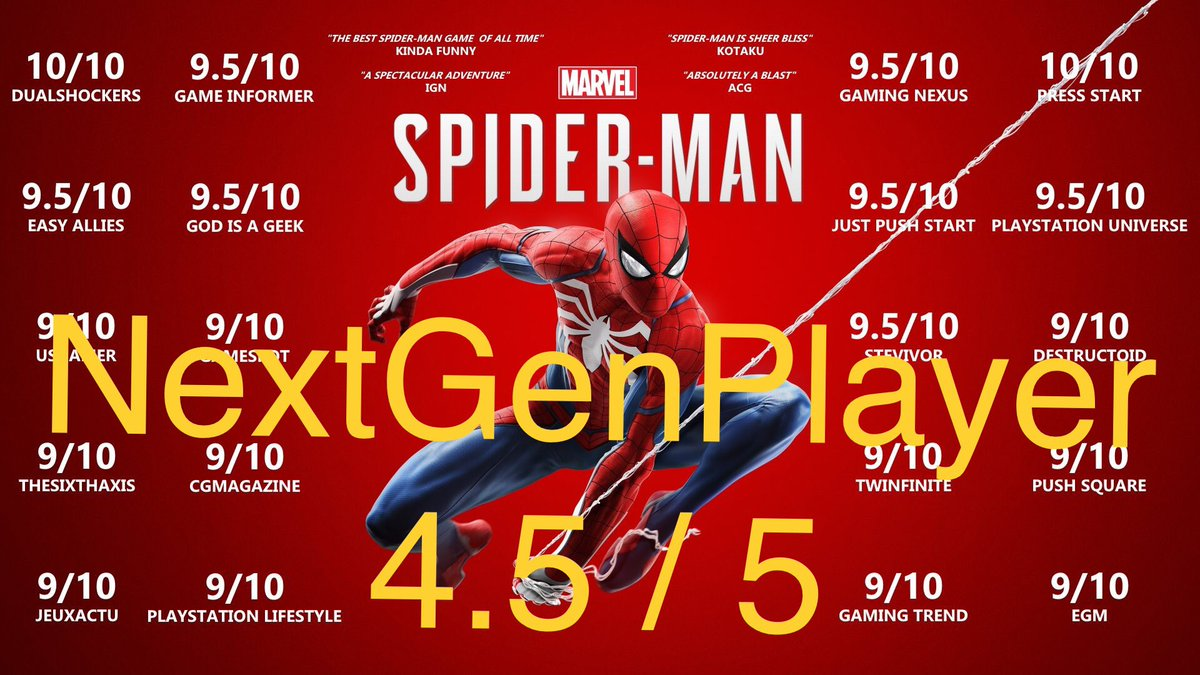 spider man ps4 review