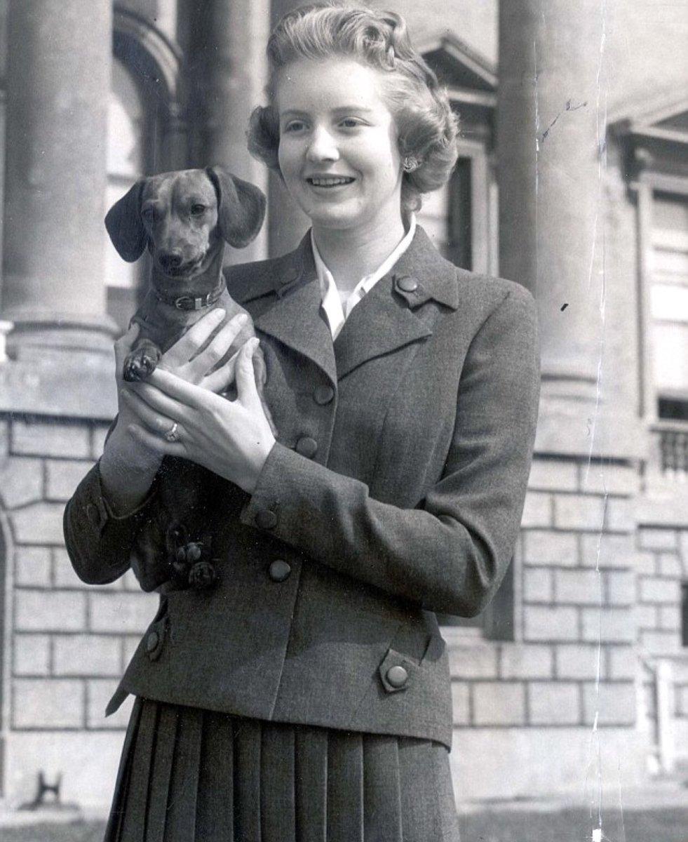 Tojorijewel On Twitter Lady Anne Glenconner A Childhood Friend