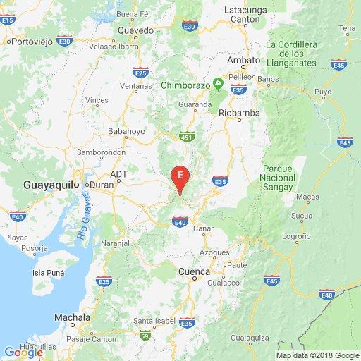 #SISMO ID: igepn2018rncq Rev. 2018/09/06-21:12:05 TL Mag:6.5 Prof 82.53 km, a 6.25km de Cumanda,Chimborazo