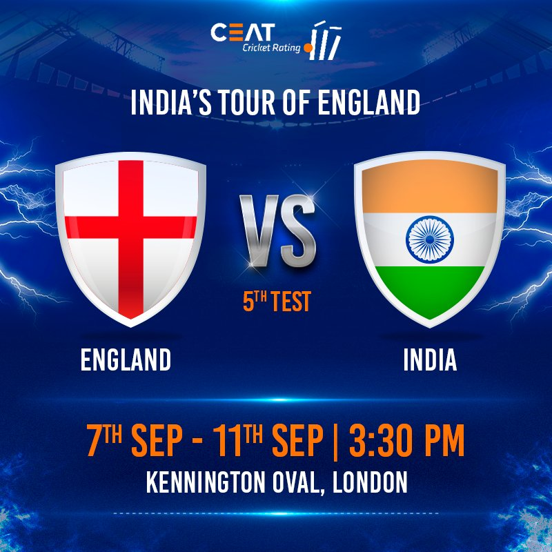 Ceat Cricket Rating On Twitter With The Series Already Lost India