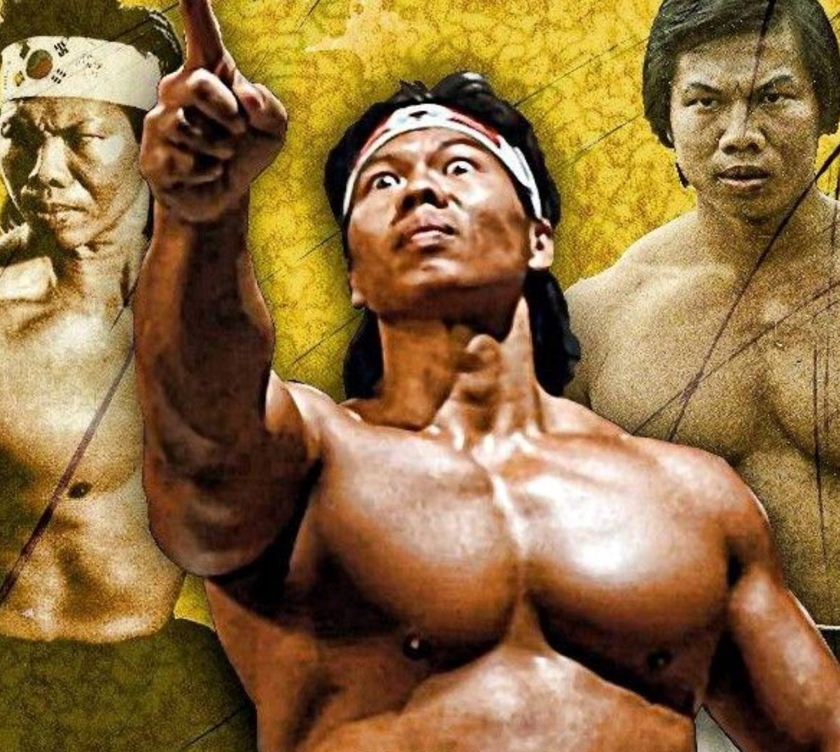 Bolo Yeung you are next