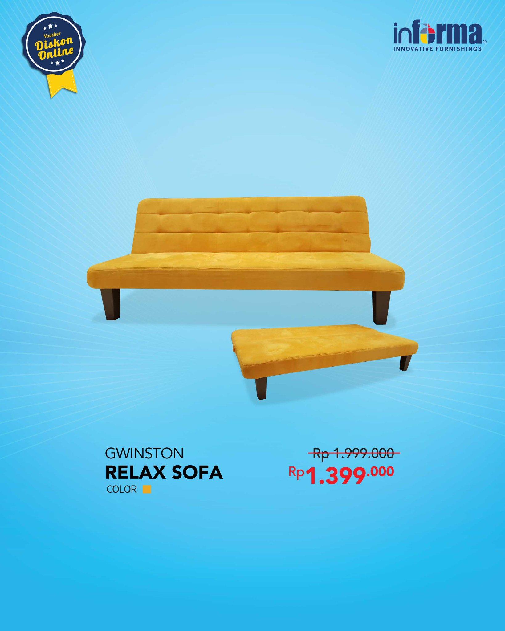 Informa On Twitter Permukaannya Yang Halus Membuat Relax Sofa