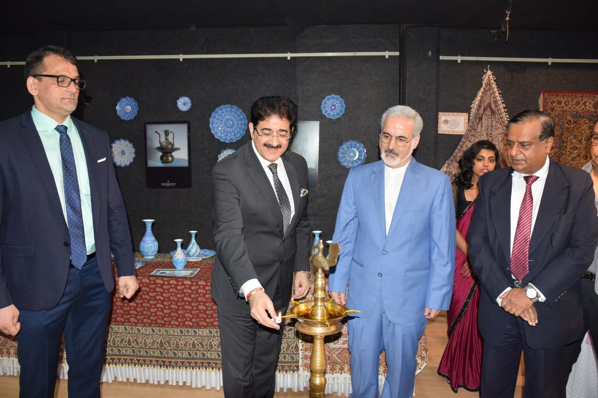 Icmei On Twitter At Sandeepmarwah Sir Inaugurating The