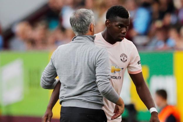 Paul Pogba donnera«toujours cent pour cent au club, quel que soit l'entraîneur» https://t.co/G921Fj4Nte