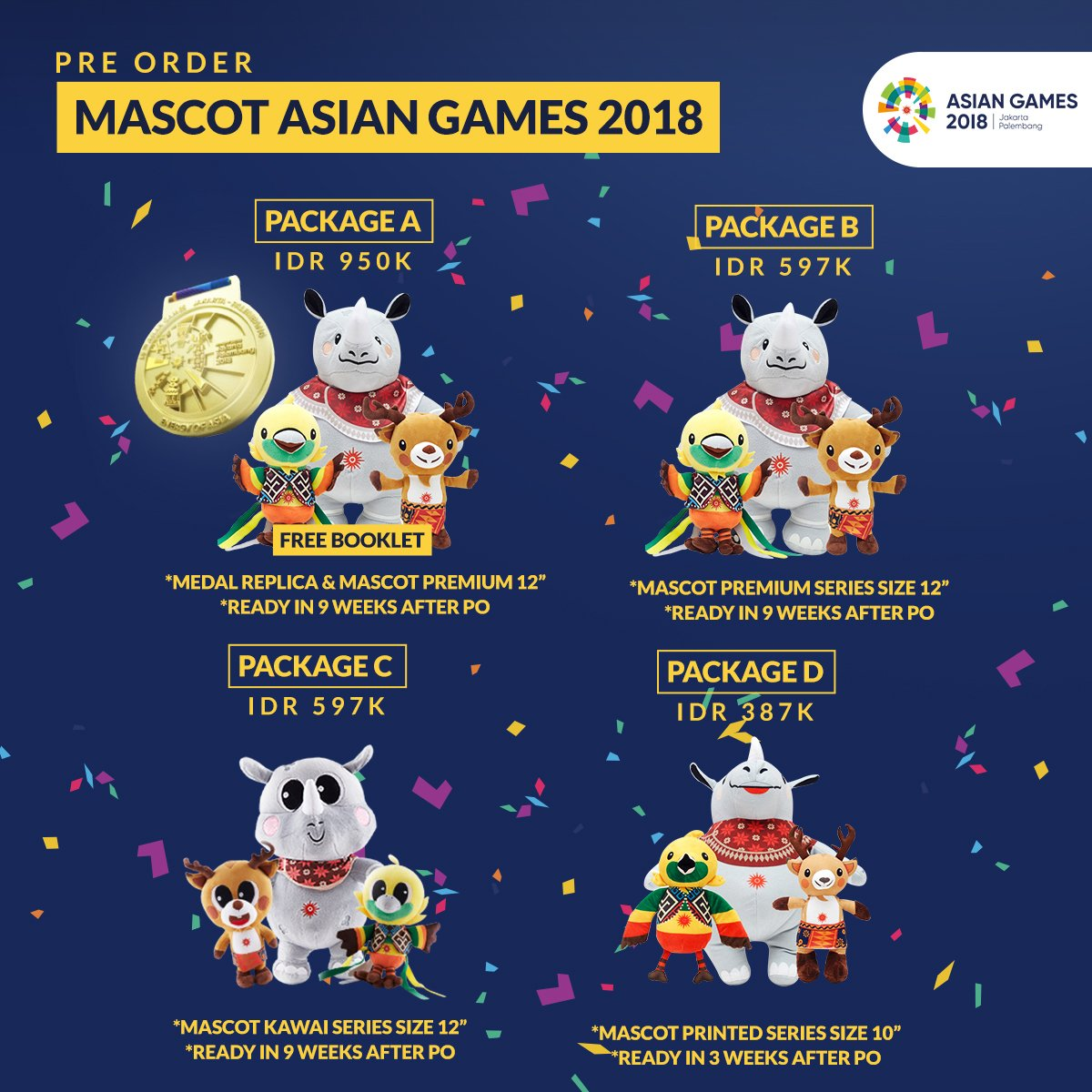 DmeFhmPUYAIpIAr - Asian Games 2018 Recruitment
