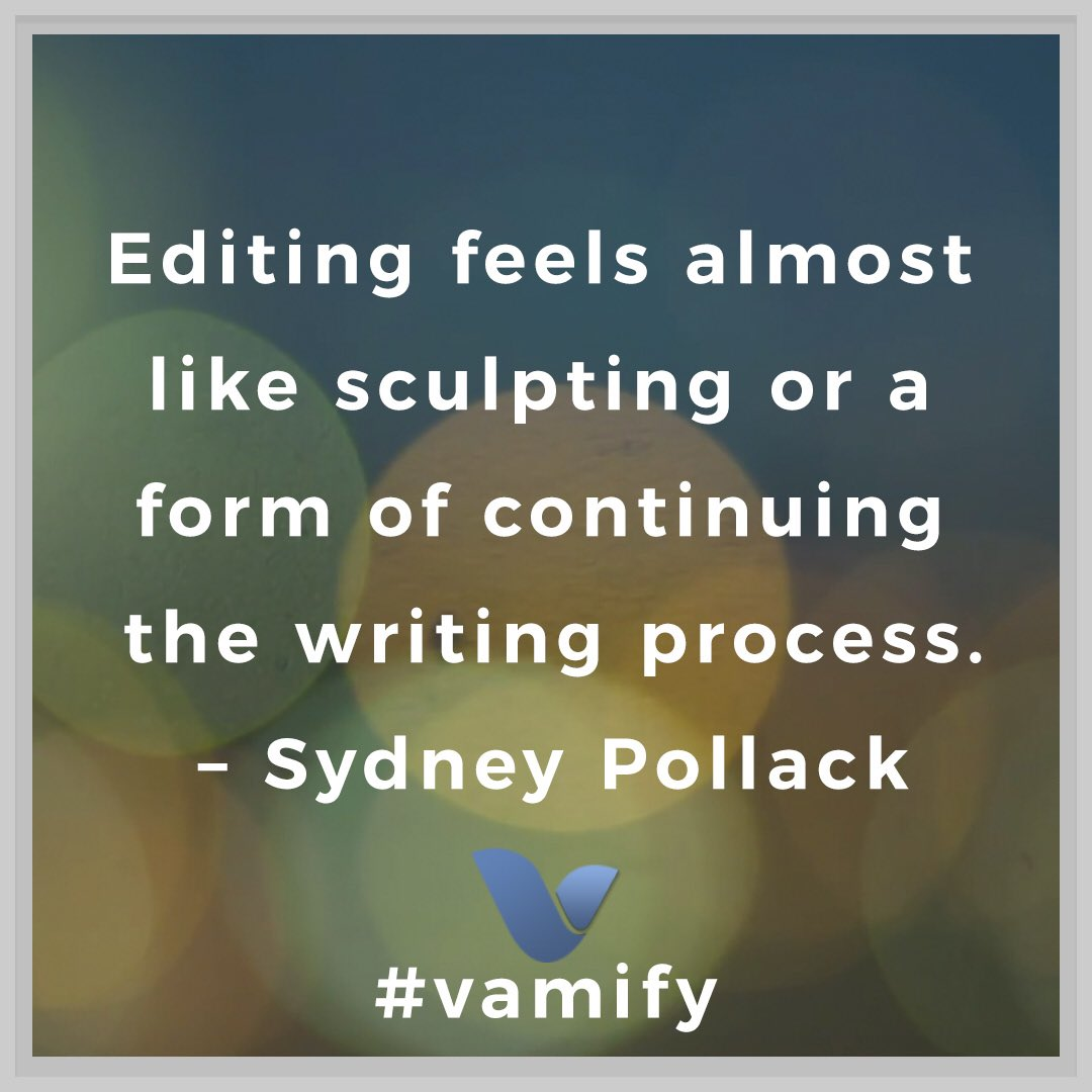 vamify on quotes for filmmakers editors videoediting