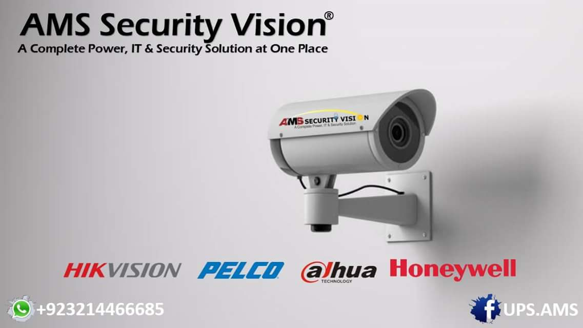 AMS Security Vision on Twitter: