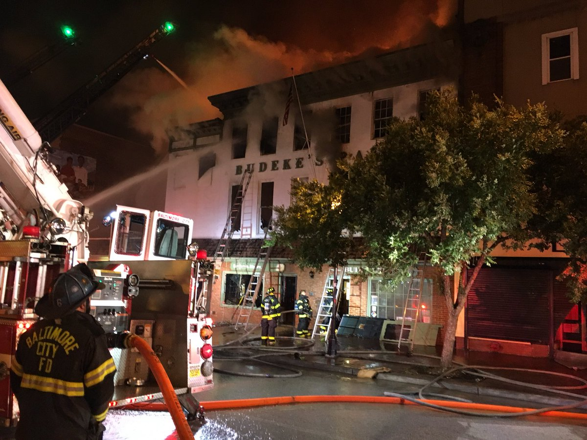 Baltimore Fire (@BaltimoreFire) | Twitter