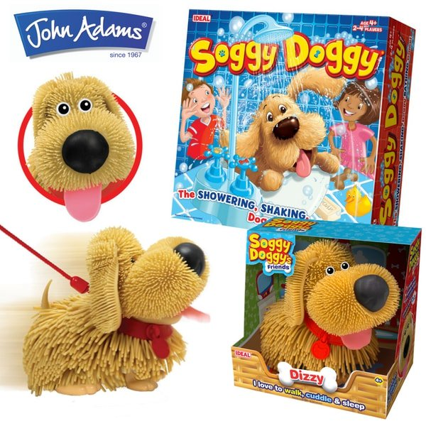Dizzy Soggy Doggy/'s Friends from Ideal