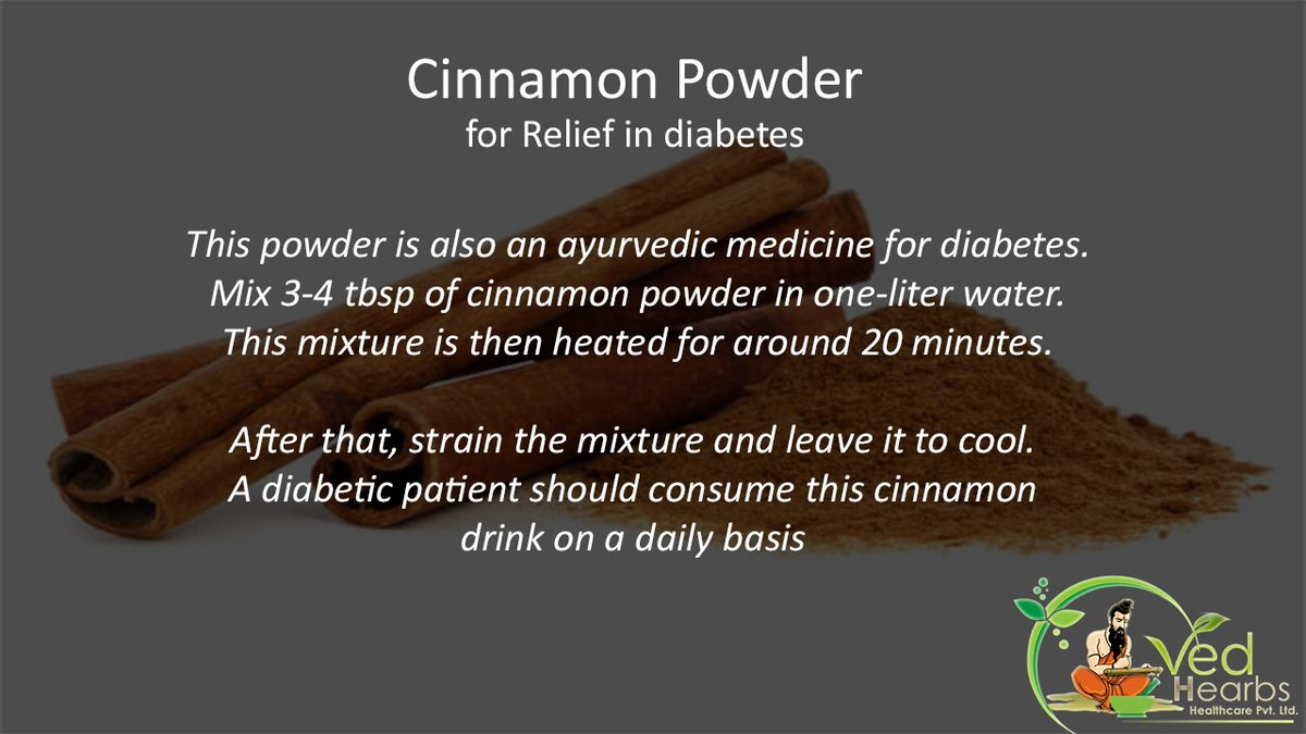 how to consume cinnamon for diabetes