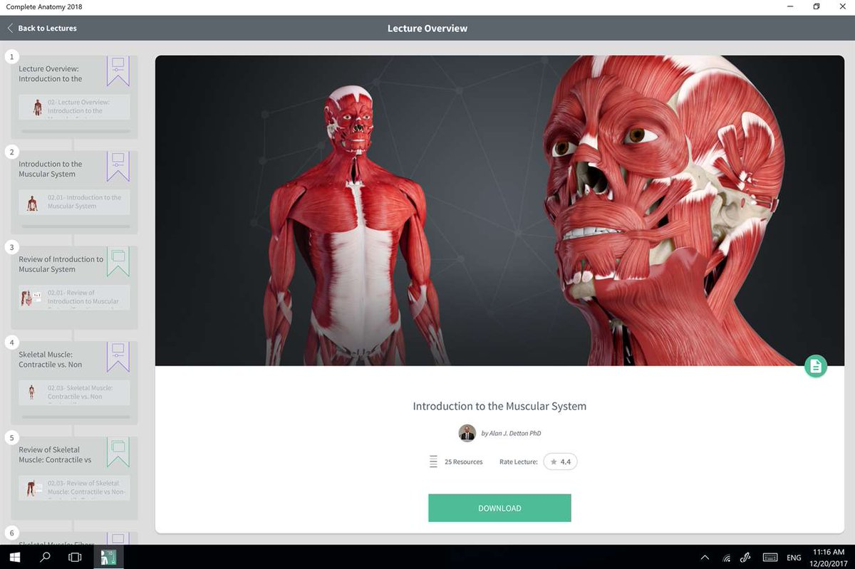 3d Anatomy Software