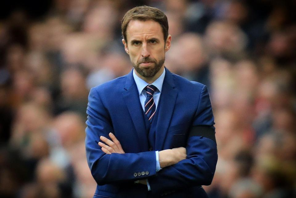 Southgate Pleased to Make an Impact with England