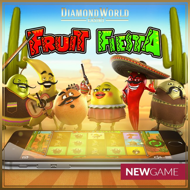 Diamond World Casino On Twitter It S Fiesta Time Join The Fun