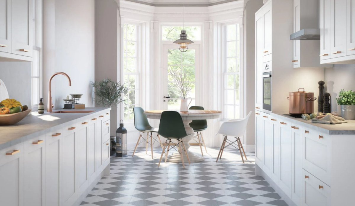 Magnet Kitchens On Twitter The Tatton White Kitchen Is A Beautiful Traditional Kitchen That Lends Itself Brilliantly To Modern Twists Such As Copper Handles Rt If You D Love This Copper Coppertrend