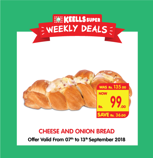 Get unbeatable weekly deals at Keells! Maximum of 5kg/5 items per day.  *Conditions Apply https://t.co/uNbnSyHExc