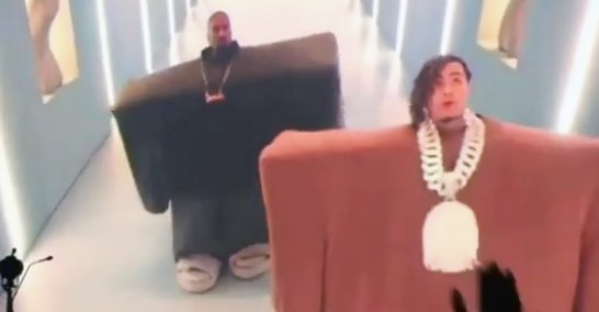 Kanye West debuts Lil Pump collaboration Love directed Spike