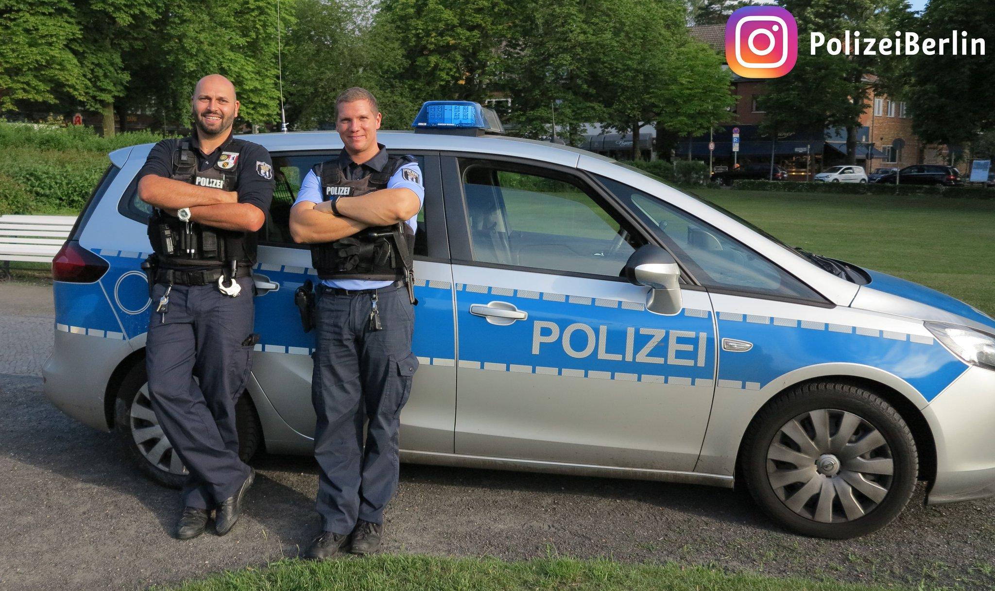 Polizei Berlin Instagram