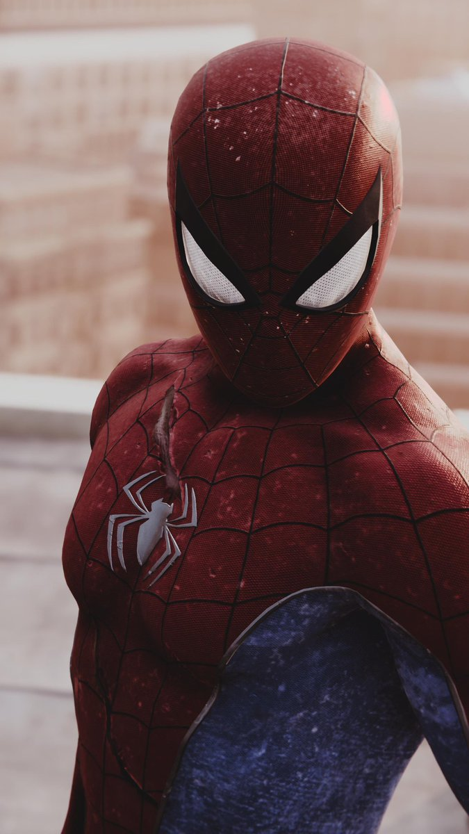 #SpiderManPS4 #PS4share #PhotoMode @insomniacgames (Tap To Enlarge)