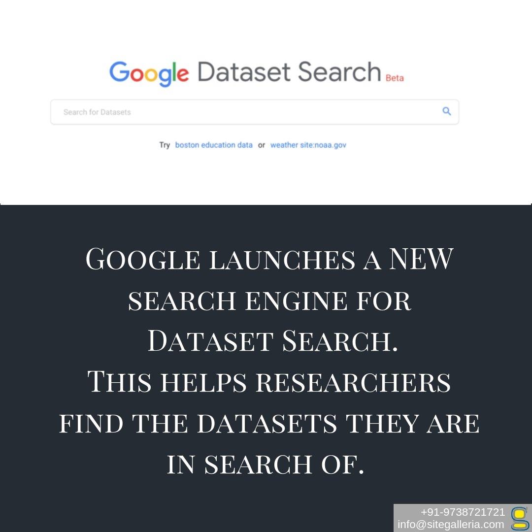 datasetsearch hashtag on Twitter