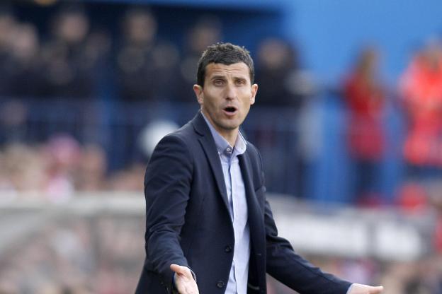 Le manager espagnol de Watford, Javi Gracia, a été récompensé pour le mois d'août de son équipe. https://t.co/871eyRu2Tc