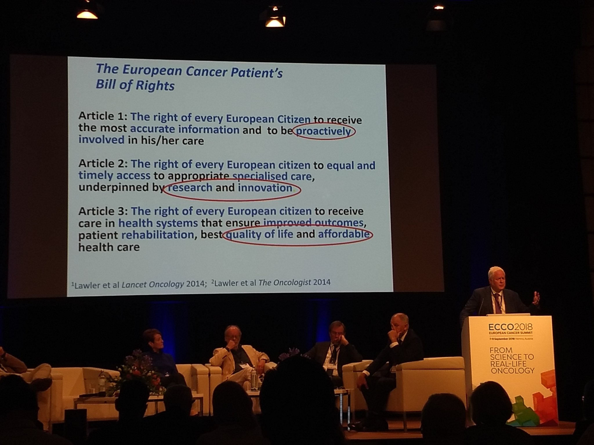 Dr Anne Marie Baird On Twitter Mark Lawler Eu Patients With