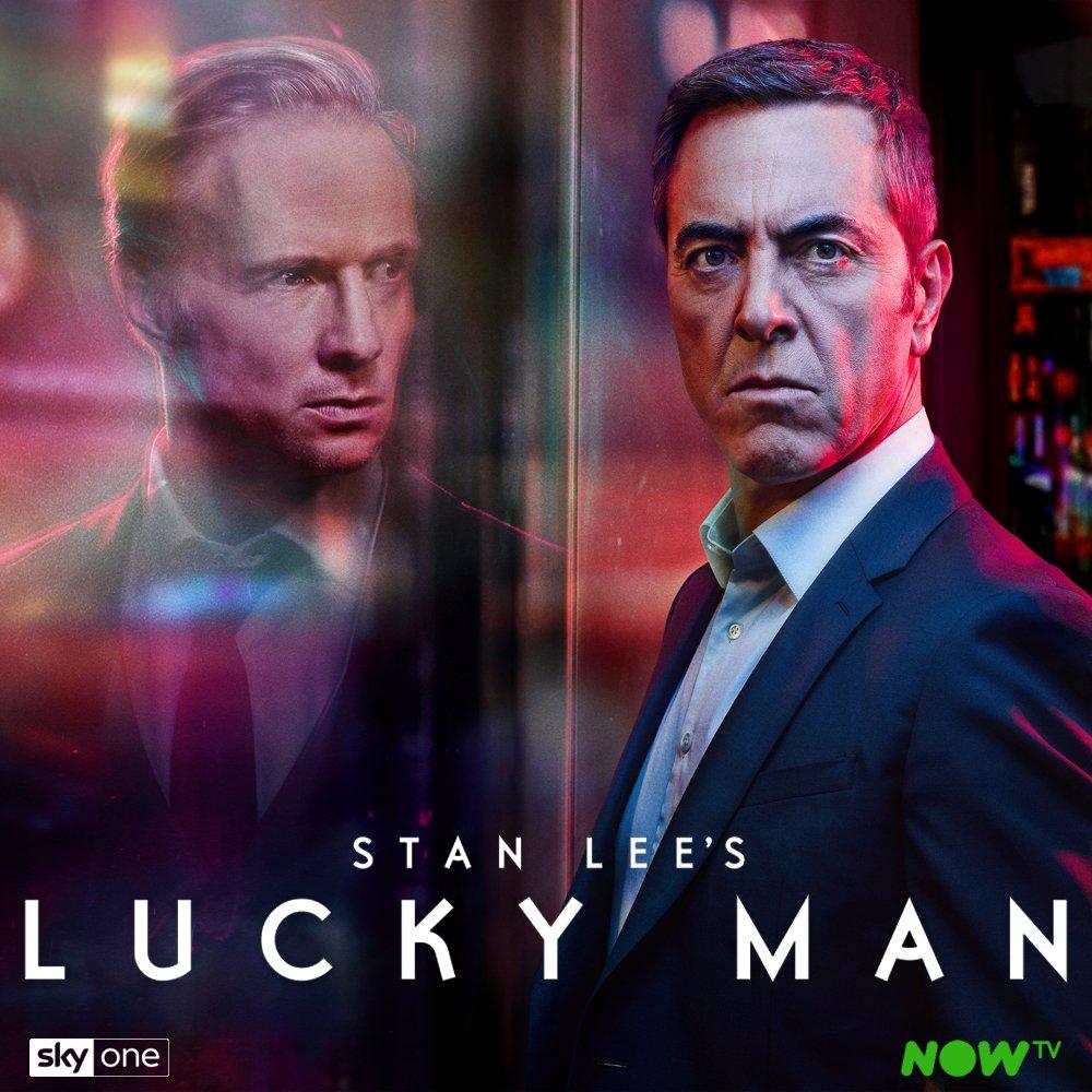 Stan Lee's Lucky Man (@luckyman)   Twitter