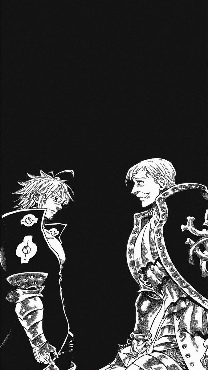 Anime Jue On Twitter Wallpaper Nanatsu No Taizai