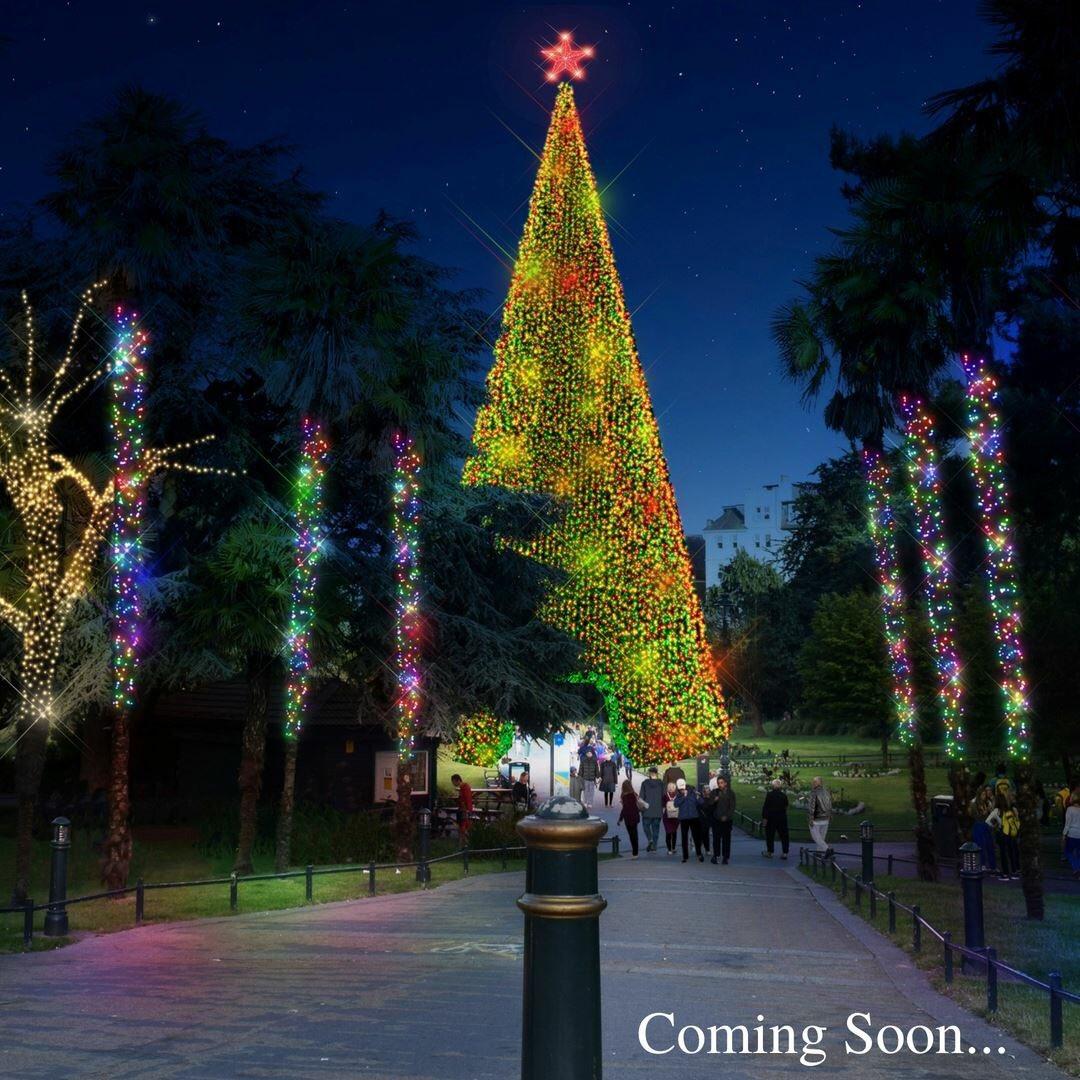Christmas Tree Wonderland Bournemouth Coastal Bid.Christmas Tree Wonderland On Twitter Coming Christmas 2018