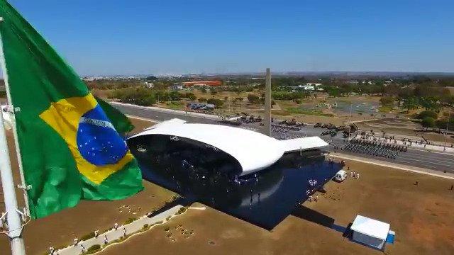 #7Setembro Cante conosco o belo Hino da Independência do Brasil. #PorVocêPorTodos