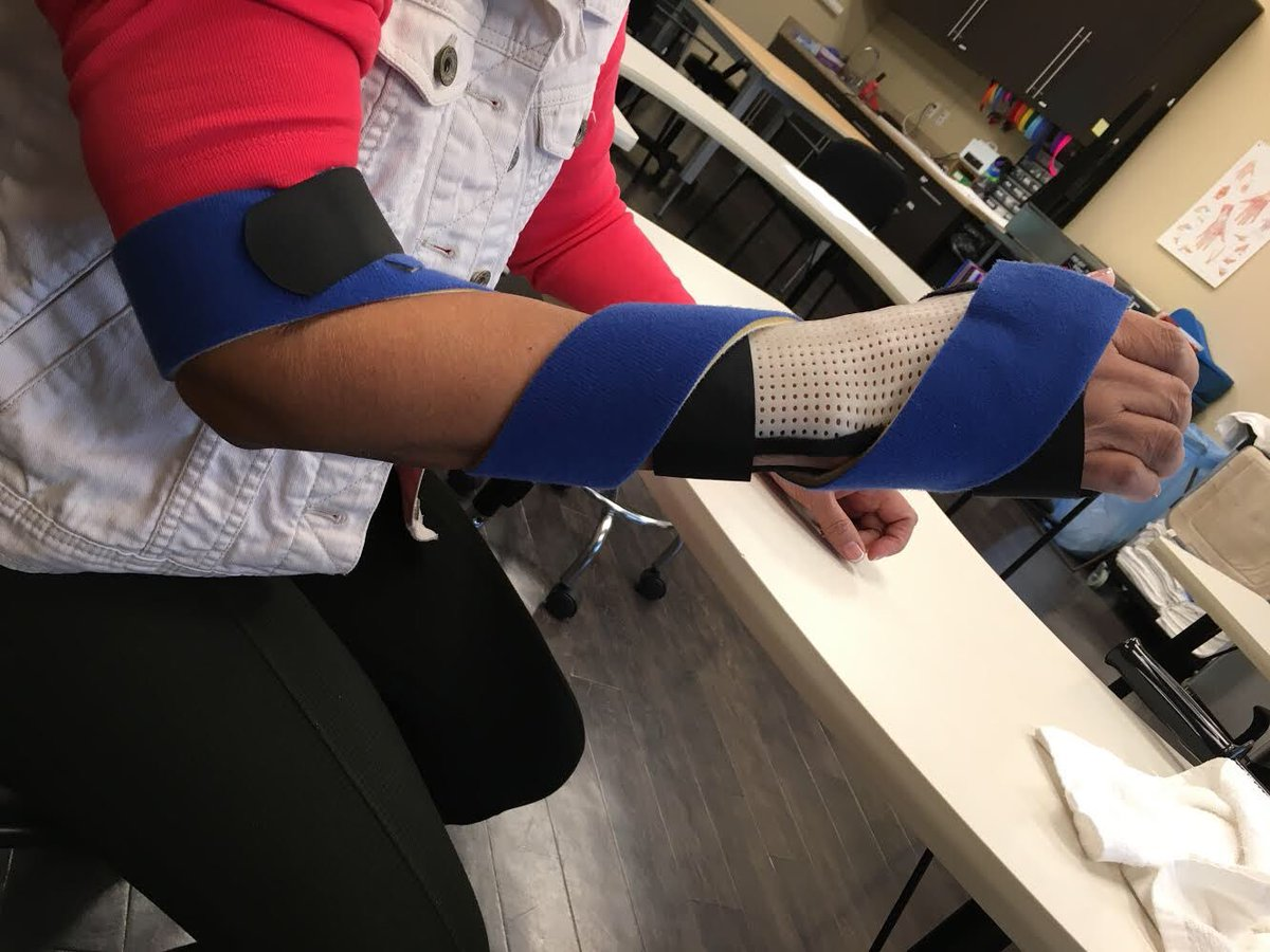Hand Therapy Partners On Twitter A Static Progressive Supination