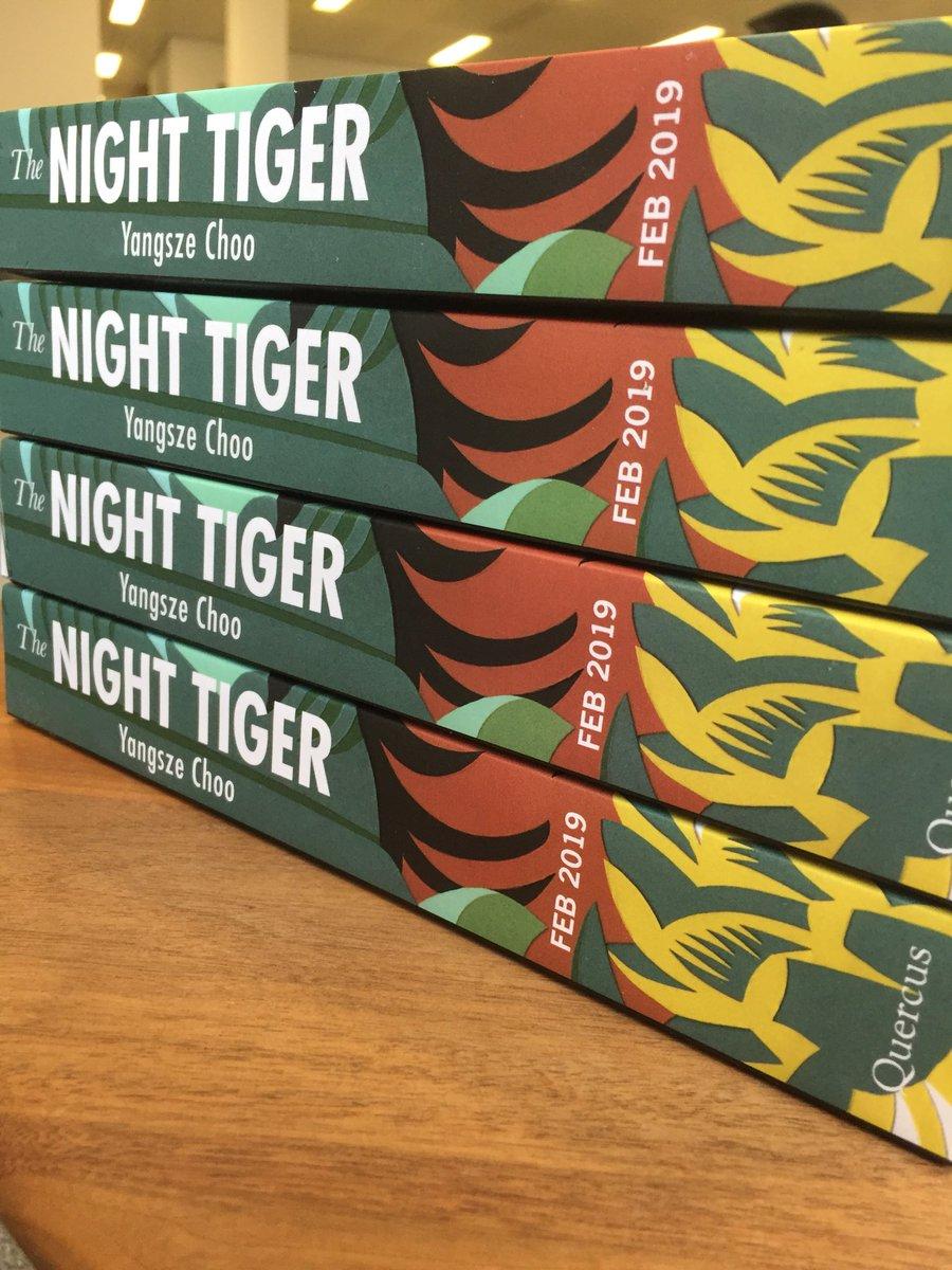 The Night Tiger A Novel